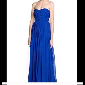 MANGO Maxi Silk Gown